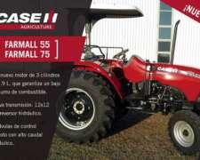 Case Farmall 55 JXM