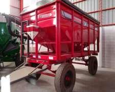Tolva Semillera/fertilizante Baima B-8000