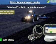 Piloto Automático AG Leader ONTRAC3 para Siembra