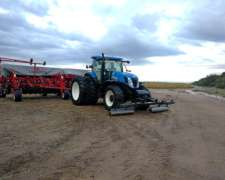 Tractor Case IH T7 245 año 2016