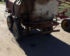 Acoplado Tanque de Combustible 2000 Lts Usado