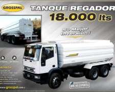 Acoplado Tanque Regador TRV 18000 - Grosspal