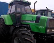 Tractor Agco Allis 6.220 - año 2003