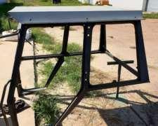 Cabina Soid para Deutz Fahr AX 4. Usada Buen Estado Completa