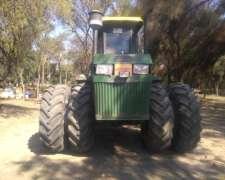 Tractor Cadi (deutz) Doble Traccion 180hp C/ Cabina