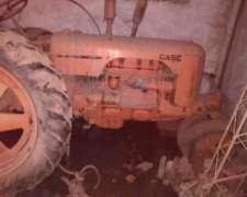 Tractor Case Agricolero Coleccion