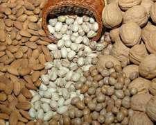 Frutas Secas Y Desecadas.011-46551257 Nueces Almen