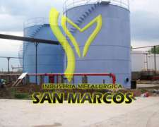 Tanques Aéreos - San Marcos