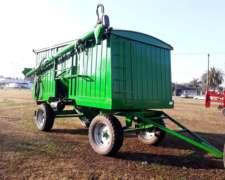 Tolva Semilla y Fertilizante - Ombu - 13m - Disponible