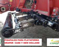 Rolos Pisapalos Plataforma Draper Case y N Holland