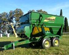 Mixer Tedeschi De 5m3 Y 9m3 - Financiacion Total