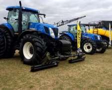 Rolos Pisa Rastrojos para Tractores New Holland