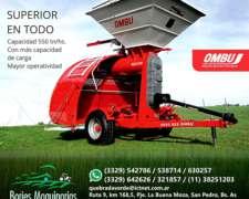 Embolsadora Ombu Egso 480 Nueva Disponible