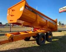 Batea Comofra 8000kg para Tractor Disponible (biancucci)