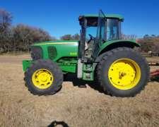 Tractor John Deere 6615 Cabina Original Rodado 18.4x38