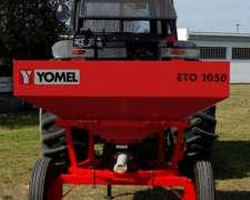 Esparcidora De Fertilizante Eto 1050 A-p Marca Yomel