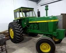 Venta de Tractor Jhon Deere -financiado a 2 Años