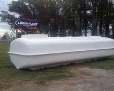 Tanque / Cisterna Prfv 10000 Argenplast