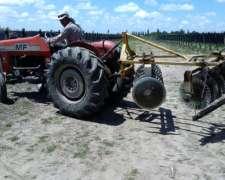 Vendo Tractor Massey Ferguson 250