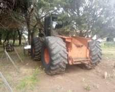 Tractor Zanello V 417/ Desmonte