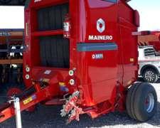Rotoenfardadora Mainero 5871 1,20 X 1,80 Mts. Nueva
