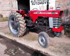 Tractor Massey Ferguson 155 -impecable-