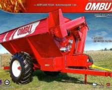 Tolva Autodescargable Ombu 14 T Vende Cignoli Hnos