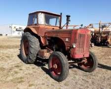 Tractor Hanomag R55 con Toma de Fuerza