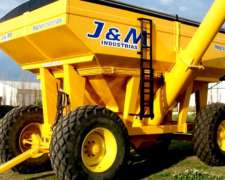 Tolva Multi Propósito Marca JYM 25000 Lts.