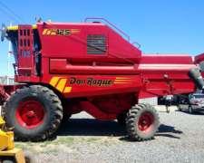 Cosechadora Don Roque 125m