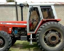 Tractor Massey Ferguson 1660 Doble Tracción, muy Buen Estado