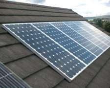 Grupo Electrógeno Solar 1.5 Kw Para Ahorro Energético