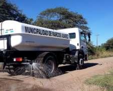 Camión Tanque Regador Argenplast 8.000 Y 10.500 Litros