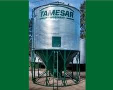 Silos Para Fertilizante - Tamesar