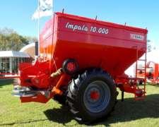 Fertilizadora Yomel Impala 10.000