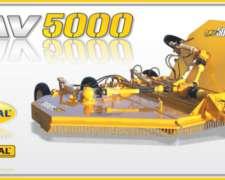 Desmalezadora Articulada de Arrastre Dav5000. Grosspal Nueva