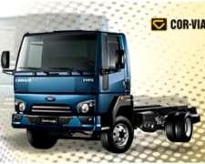 Camión Ford Cargo 1119 Corvial