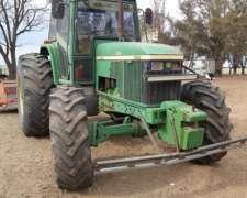 Tractor John Deere 7505 Rodado 24.5x32 COM Cabina