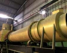 Calentador Soja, Desactivadora Extrusora Soja, Aceitera