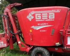 Mixer GEA 150 con Sistema Autocargable