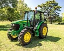 Tractor John Deere Nuevo 5090e de 90hp por Plan de Ahorro