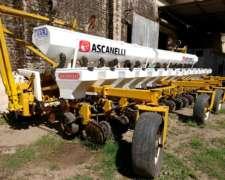 Ascanelli RS2000 de 15 S a 52. sin Fertilizacion