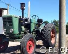 Tractor Deutz A65. Caja Cuarta Alta y Baja. con Control Remo