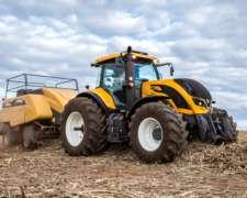 Tractor Valtra T 250 - Caja CVT