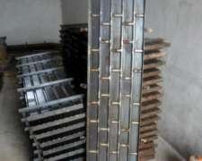 Fabrica Moldes Muros/cercos Premoldeados De Hormigon