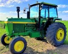 Cabina Vignoni para Tractor John Deere Series 20 y 30