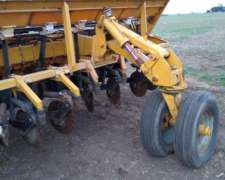 Sembradora Agrometal 16 Surcos a 42 cm