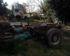 Camion Deutz Magirus Motor 190