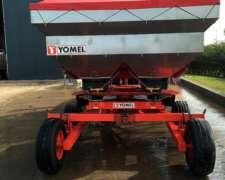 Fertilizadora Yomel 3036z 36mts