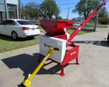 Quebradora de Cereales Estática para Mando Tractor - Pirro